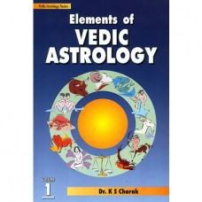 Elements Of Vedic Astrology (2 Vol Set)
