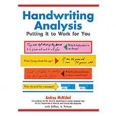 Handwriting Analysis: Putting It To Work