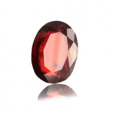 Red Garnet Gemstone - 6 Carats
