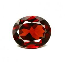 Red Garnet Gemstone - 10 Carats