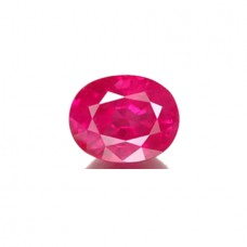 Indian Ruby Gemstone - 4 Carats