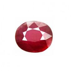 Indian Ruby Gemstone - 5 Carats