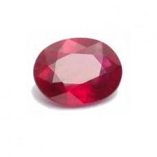 Indian Ruby Gemstone - 7.5 Carats