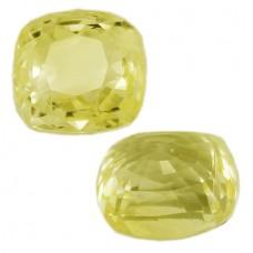 Yellow Sapphire - 4 Carats