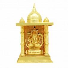 Ganesha in Temple