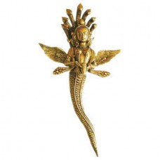 Naagkanya Statue In Brass