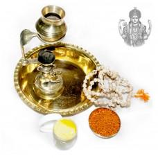 Vishnu Shaligram Abhishek Kit
