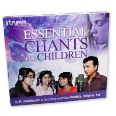 Essential Chants For Children Cd