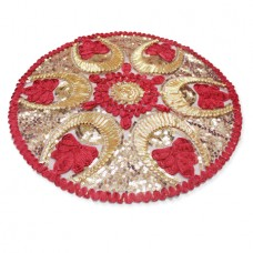 Designer Altar Cloth - Floral Design