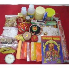 Goddess Durga Pooja Kit