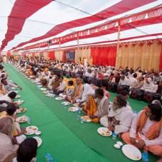 Bhandara (Lunger) To Brahmins