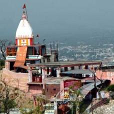 Pooja At Chandi Devi, Haridwar