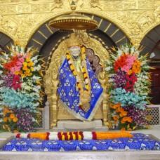 Pooja At Sai Baba Temple, Shirdi