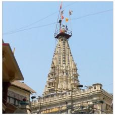 Mumbadevi Temple Prasadam, Mumbai