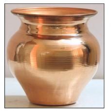 Kalash In Copper