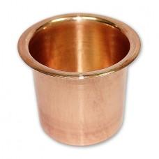 Panchapatra In Copper