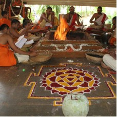 Indrakshi Pooja And Yagna