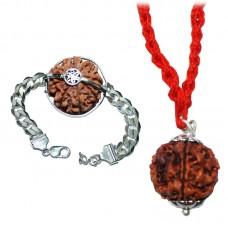 Rudraksha Sandhi for Durga Power (Durga Shakti)