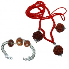Rudraksha Sandhi for Courage (Saahas)
