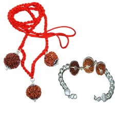 Rudraksha Sandhi for Power (Shakti)