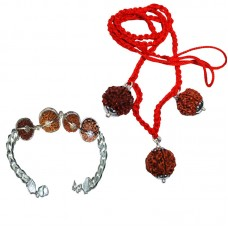 Rudraksha Sandhi for Study and Success (Vidya and Vijay)