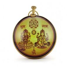 Laxmi Ganesh Yantra - Hanging