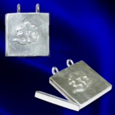 Aum Tabeez In Pure Silver