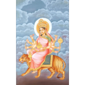 Kushmanda - The Goddess of Fourth Navaratri