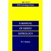 A Manual Of Hindu Astrology