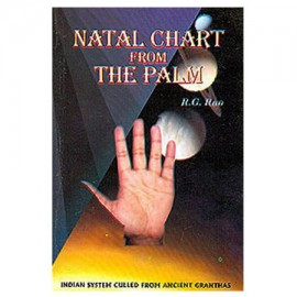 Natal Chart From The Palm (Indian System Culled From Ancient Granthas)