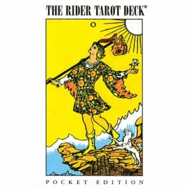Rider Waite Tarot Deck: Pocket Size