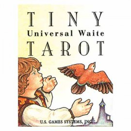 Tiny Universal Waite Tarot Deck (Cards)