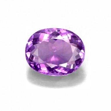 Amethyst Gemstone - 5 Carats