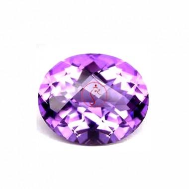 Amethyst Gemstone - 12 Carats