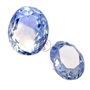 Blue Sapphire - 3.9 Carats