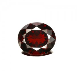 Red Garnet Gemstone - 7 Carats