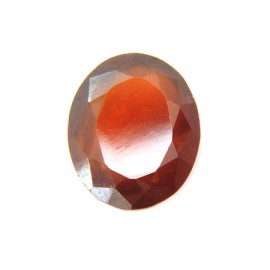 Gomedh (Hessonite) Gemstone - 10 Carats