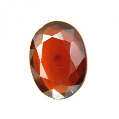Gomedh (Hessonite) Gemstone - 6 Carats