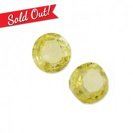 Yellow Sapphire - 3.38 Carats