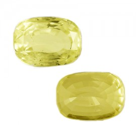 Yellow Sapphire - 3.80 Carats