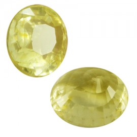 Yellow Sapphire - 4.10 Carats
