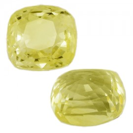 Yellow Sapphire - 4 Carats