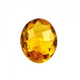 Yellow Topaz - 4 Carats