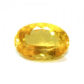 Yellow Topaz - 11 Carats