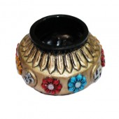 Designer Golden Pot