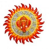 Surya Om Ganesha
