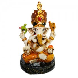 Ganesha With Pheta