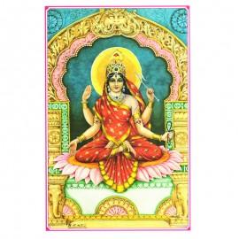 Dus Mahavidya Goddess Bhuvaneshwari Photo