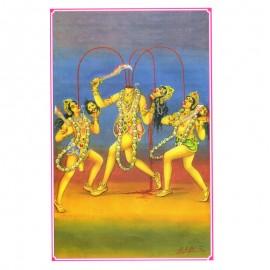 Dus Mahavidya Goddess Chhinnamasta Photo