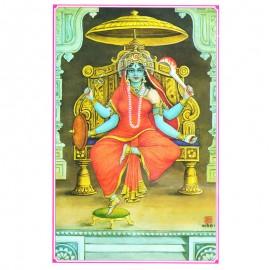 Dus Mahavidya Goddess Matangi Photo